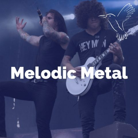Melodic Metal – 100 Essential Melodic Metal Songs