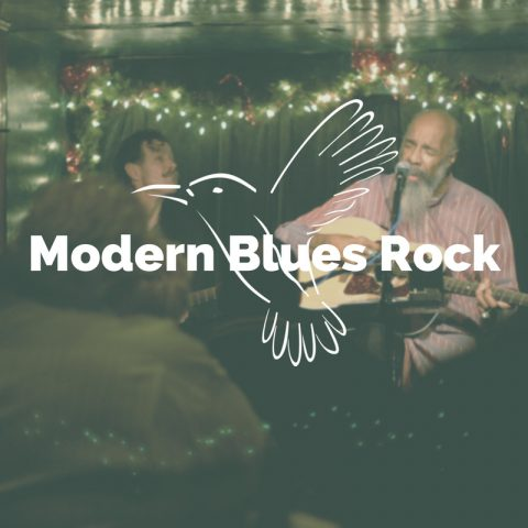 Modern Blues Rock
