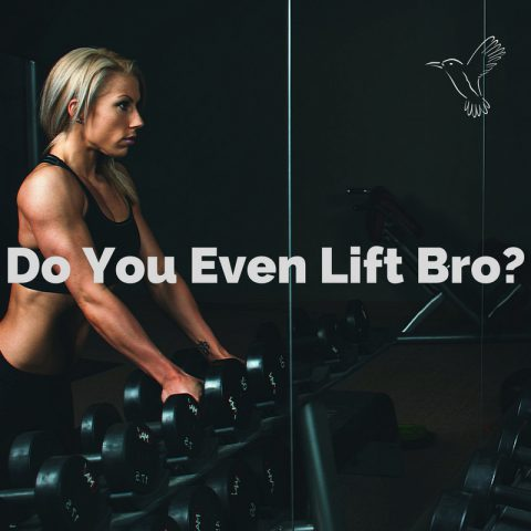 Do You Even Lift Bro? – Workout To Them Chugs