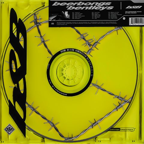 beerbongs & bentleys – Post Malone