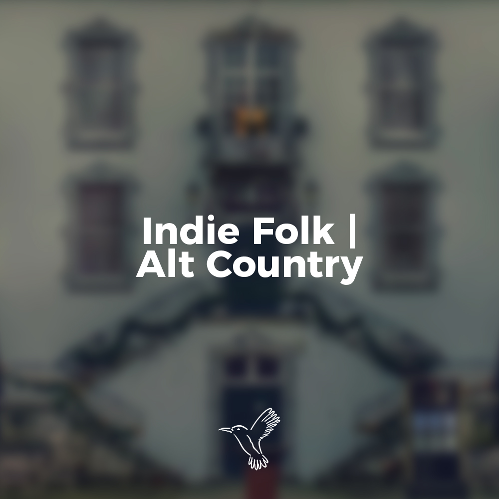 indie folk alt country playlist cover artwork