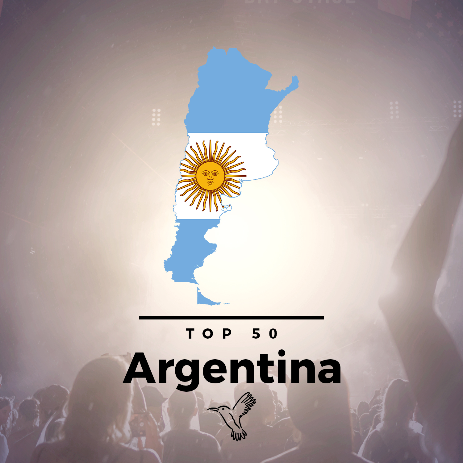 spotify top 50 argentina