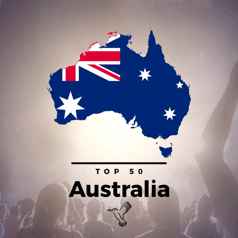 spotify top 50 australia