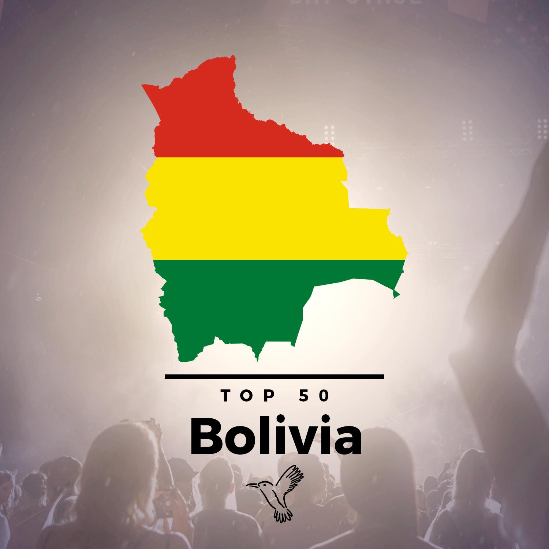 spotify top 50 bolivia