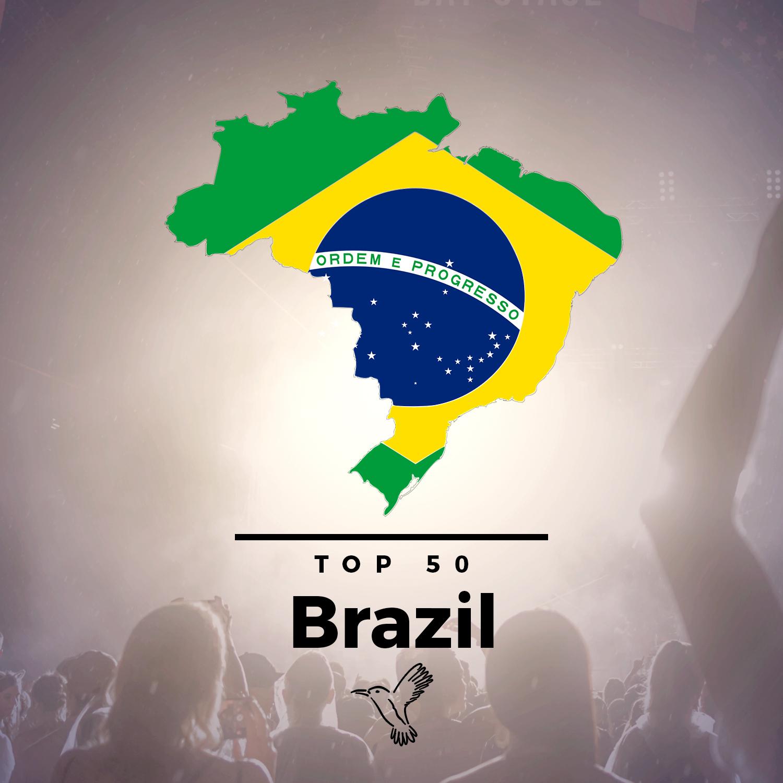spotify top 50 brazil