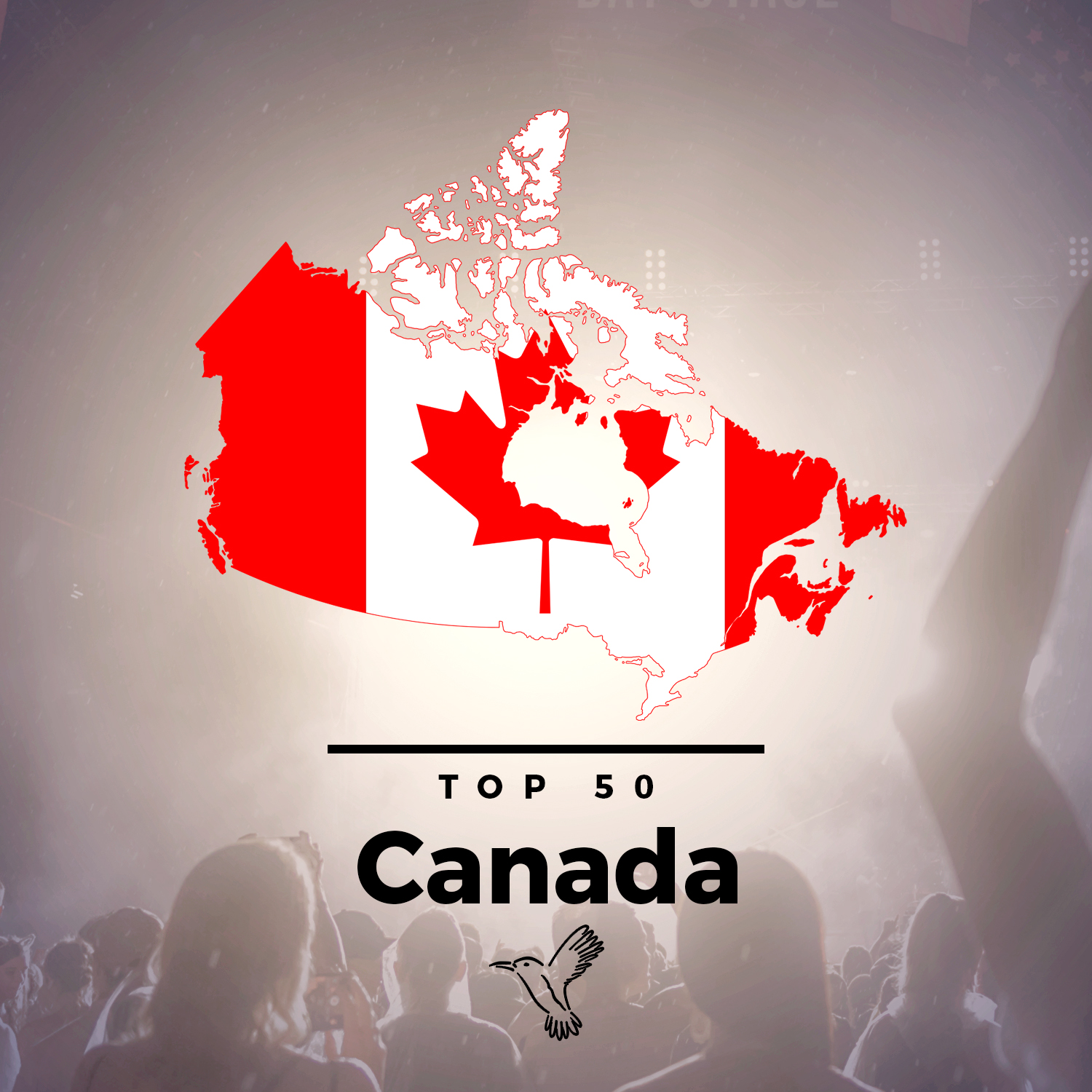 spotify top 50 canada