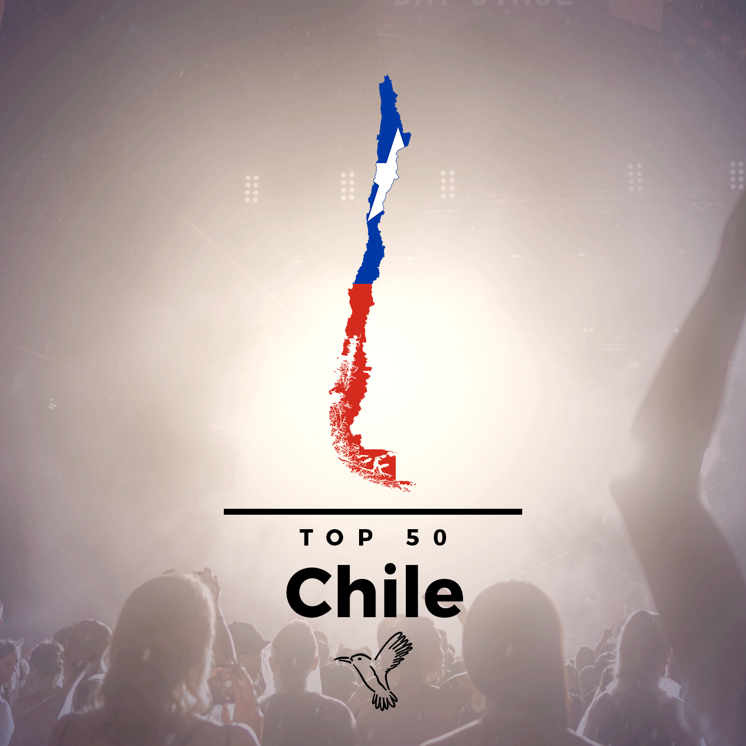 spotify top 50 chile