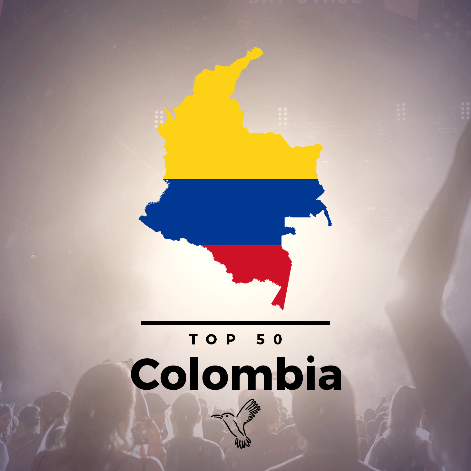 spotify top 50 colombia