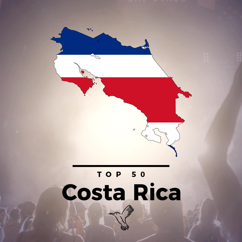 spotify top 50 costa rica