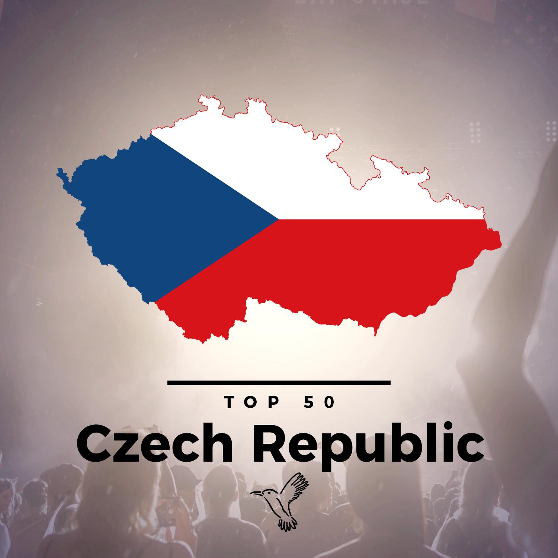 spotify top 50 czech republic