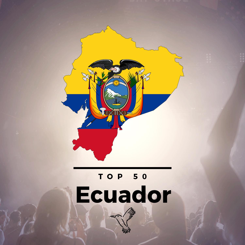 spotify top 50 equador