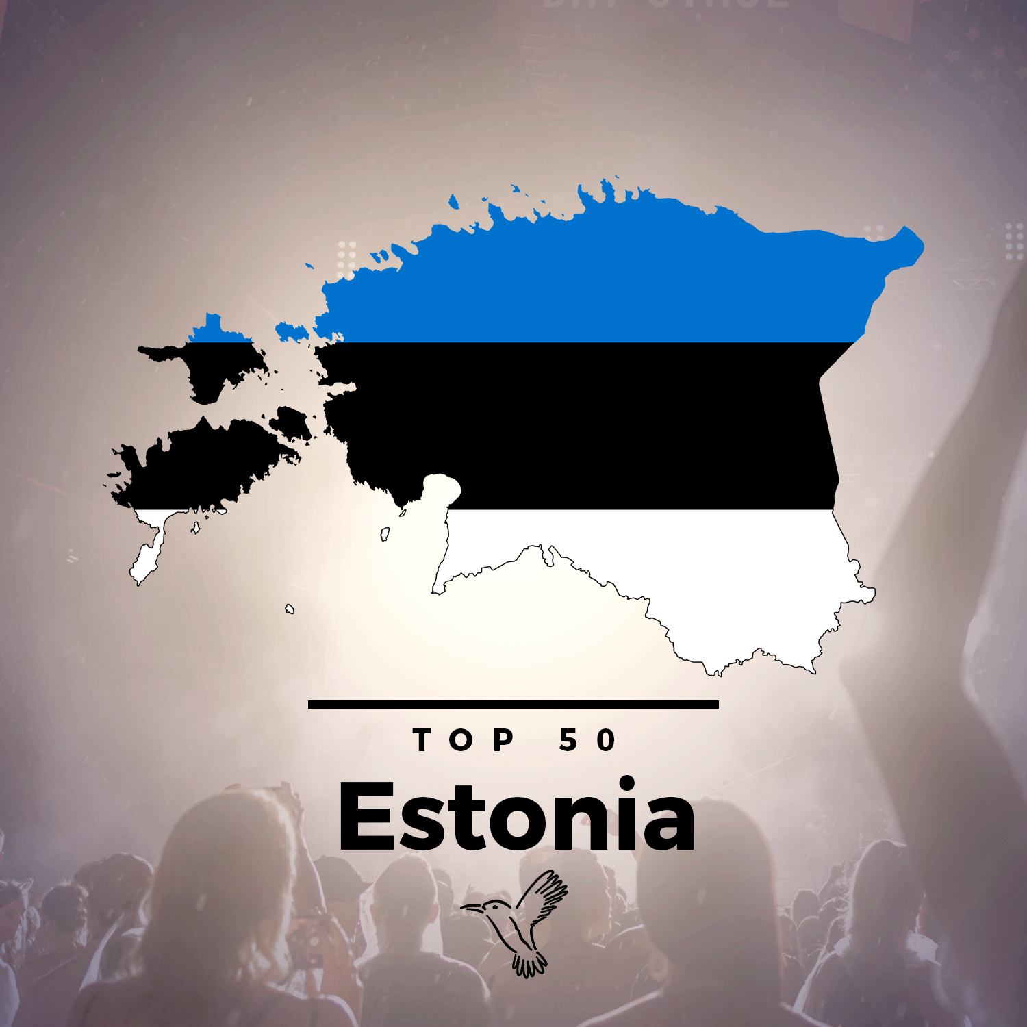 spotify top 50 estonia