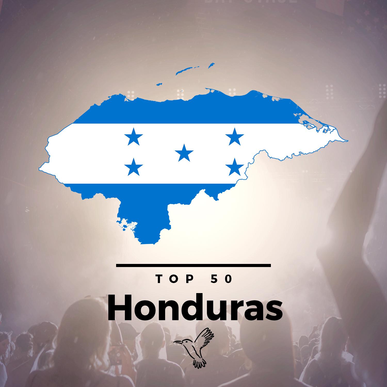 spotify top50 honduras