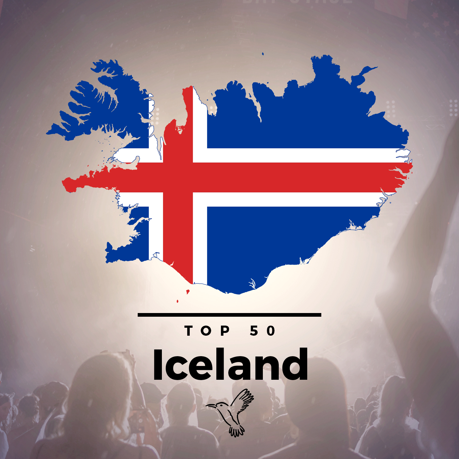 spotify top50 iceland