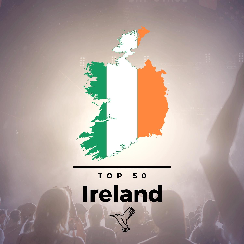 spotify top50 ireland