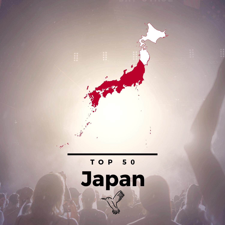 spotify top50 japan