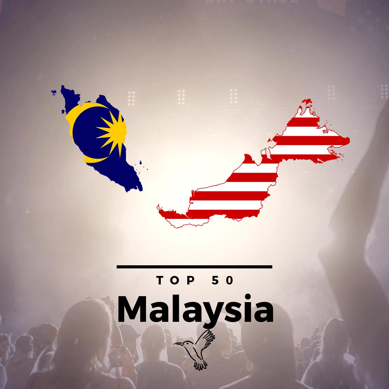 spotify top50 malaysia