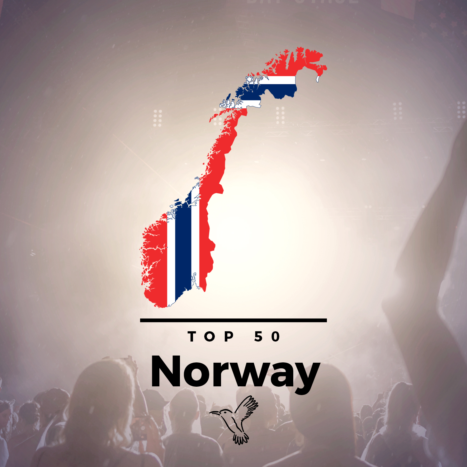 spotify top50 norway
