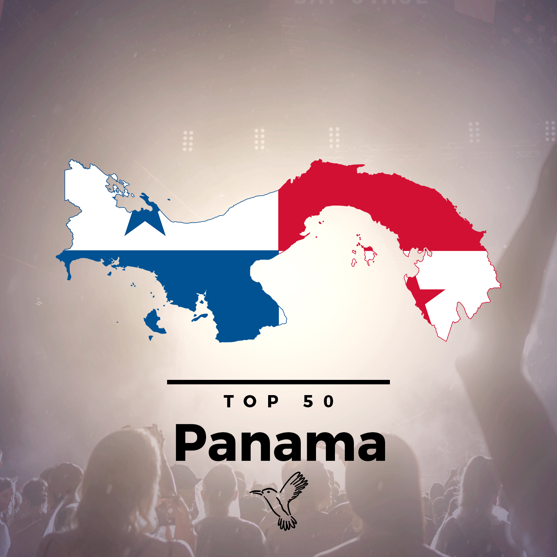 spotify top50 panama