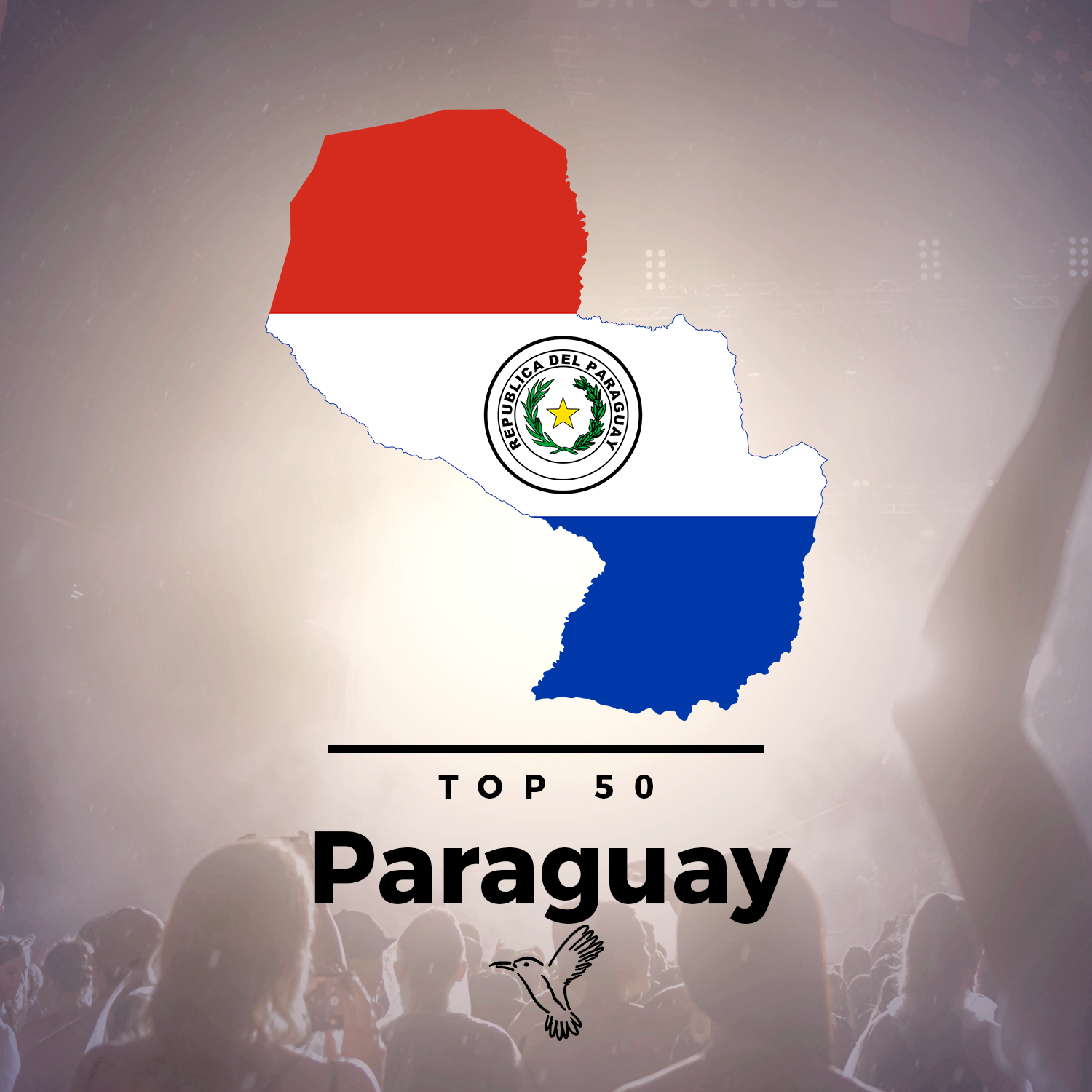 spotify top50 paraguay