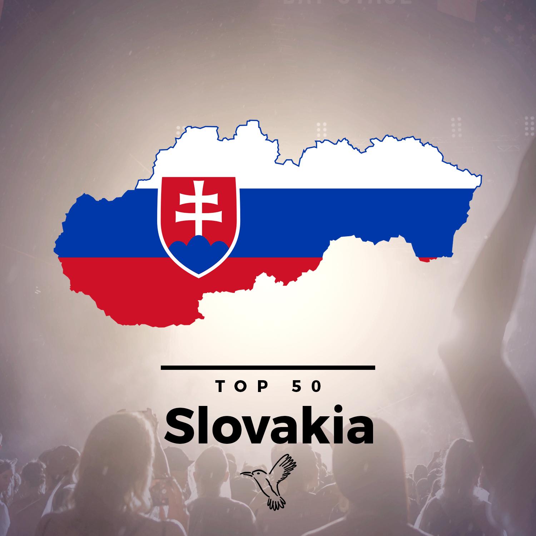 spotify top50 slovakia