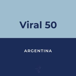 Viral 50 Argentina