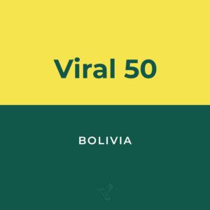 Viral 50 Bolivia