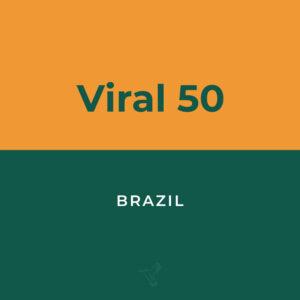 Viral 50 Brazil