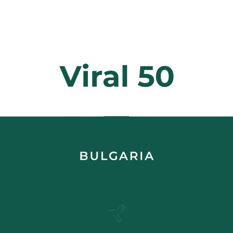 Viral 50 Bulgaria