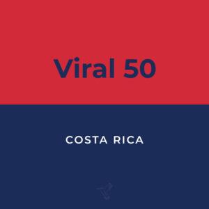 Viral 50 Costa Rica