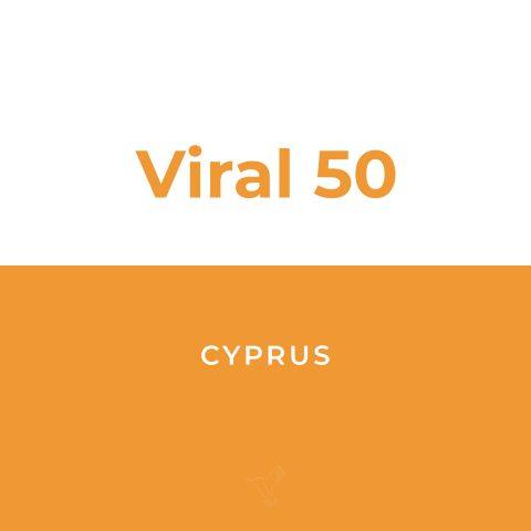 Viral 50 Cyprus