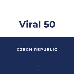 Viral 50 Czech Republic