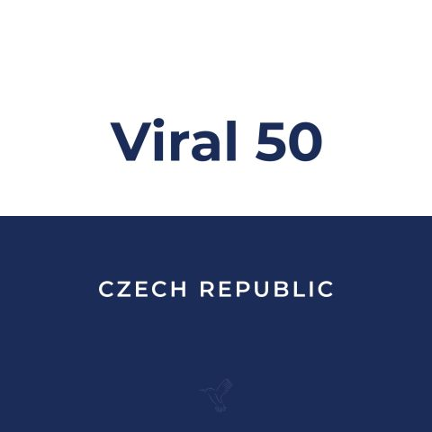 Viral 50 Czech Republic