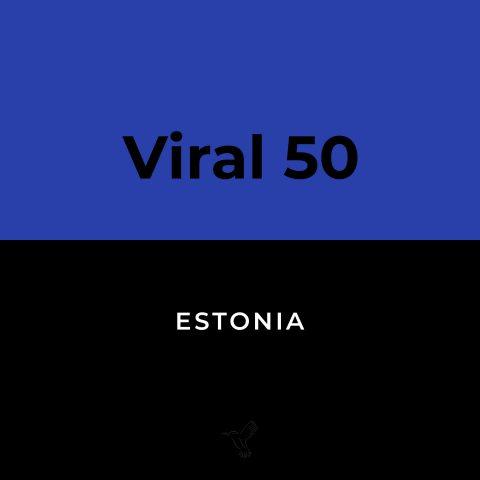 Viral 50 Estonia