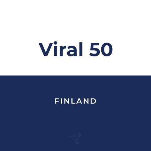 Viral 50 Finland