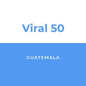 Viral 50 Guatemala