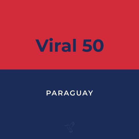 Viral 50 Paraguay