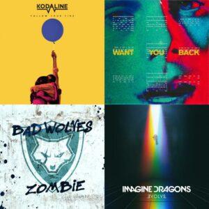 Canciones Rock y Alternativo 2018