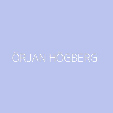 Örjan Högberg Playlist – Most Popular