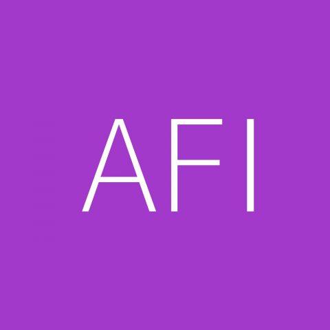 AFI Playlist – Most Popular