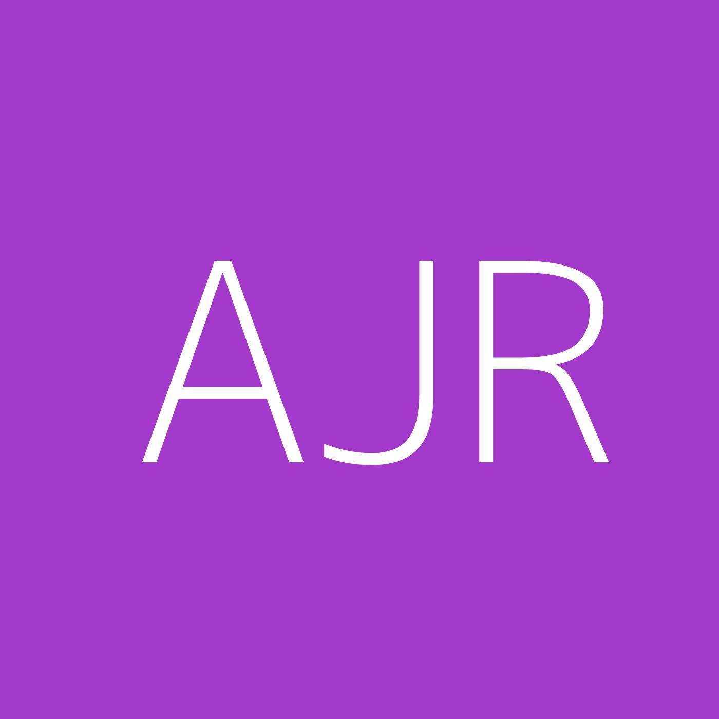 AJR Playlist Artwork