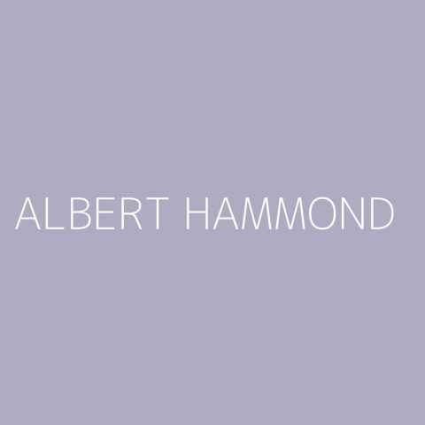 Albert Hammond, Jr. Playlist – Most Popular