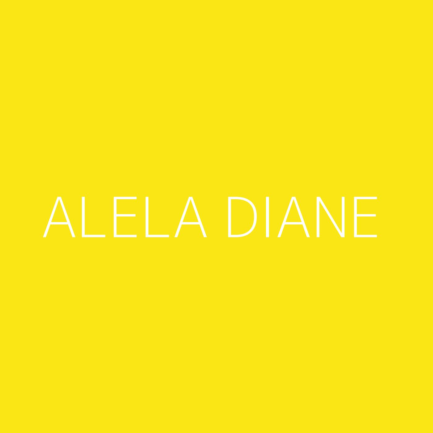Alela Diane Playlist Artwork