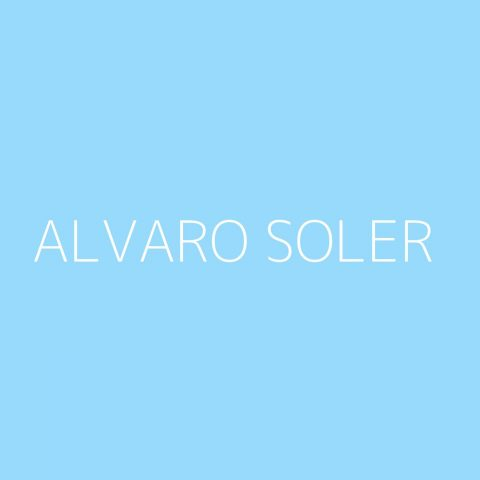 Alvaro Soler Playlist – Most Popular