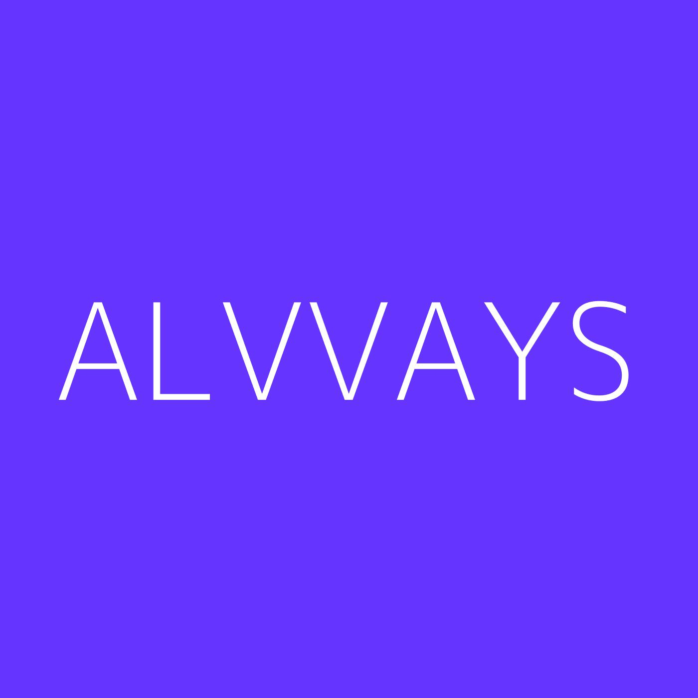 Alvvays Playlist Artwork