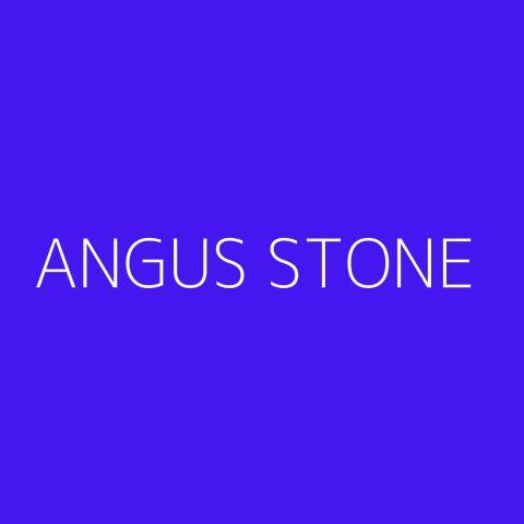 Angus Stone Playlist – Most Popular