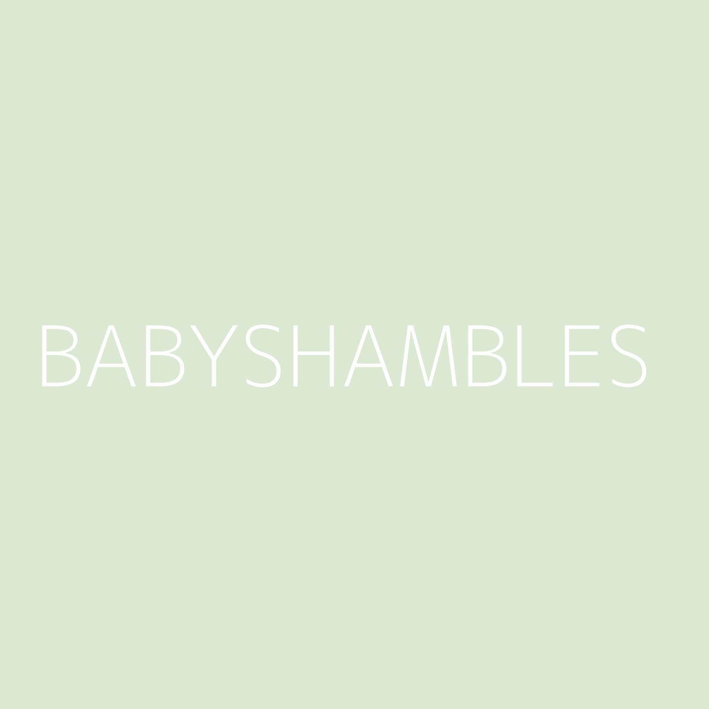 Babyshambles Playlist Artwork