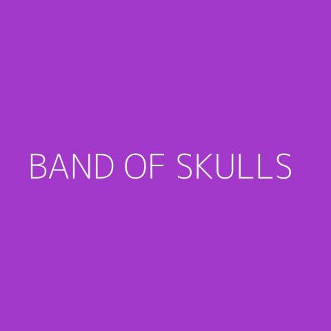 Band Of Skulls Playlist – Most Popular