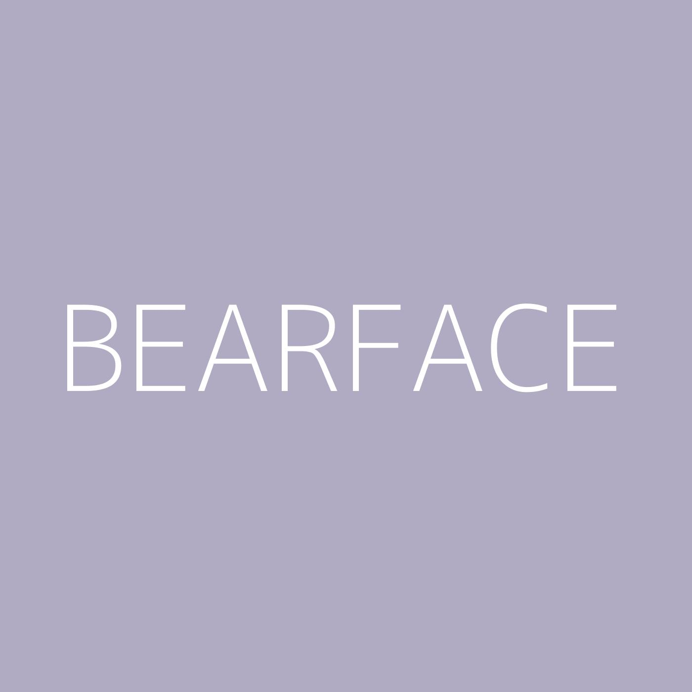 Bearface Playlist Artwork