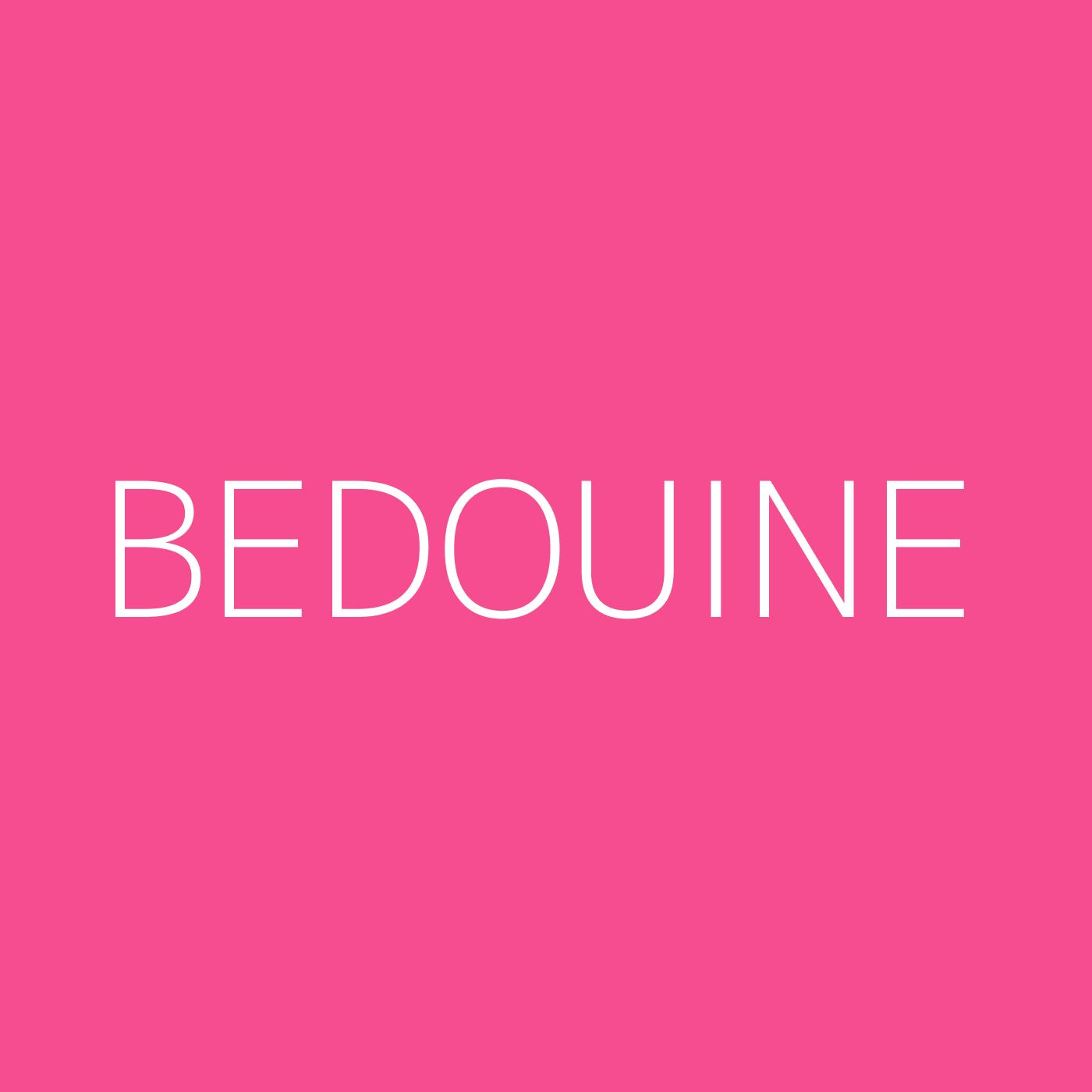 Bedouine Playlist Artwork